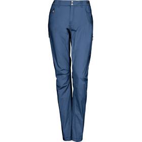 Norrøna W's Svalbard Light Cotton Pants Indigo Night
